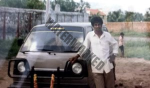 Renuka Aradhya when he was young