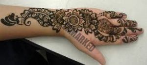 Evolution Of Traditional Mehendi Designs1