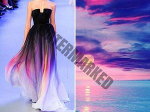 the natural world with dress designs.1
