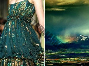 the natural world with dress designs.17