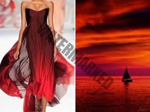the natural world with dress designs.5