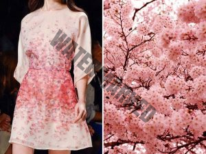 the natural world with dress designs.9