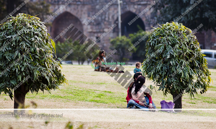 PHOTO JOURNEY to Old Fort with your loved ones @ Delhi, INDIA (5 of 11)