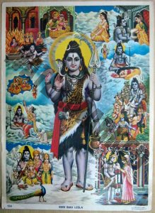 a_religious_poster_that_depicts_shivas_family_history