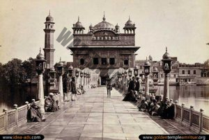 rare-old-photograph-of-the-golden-temple-amritsar