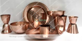 Benefits of drinking water from copper vessels