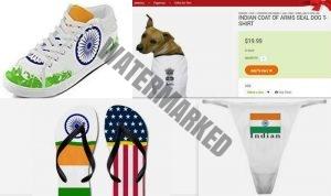 Indian-flag-insulting-products-Amazon-CafePress-Sushma-Swaraj