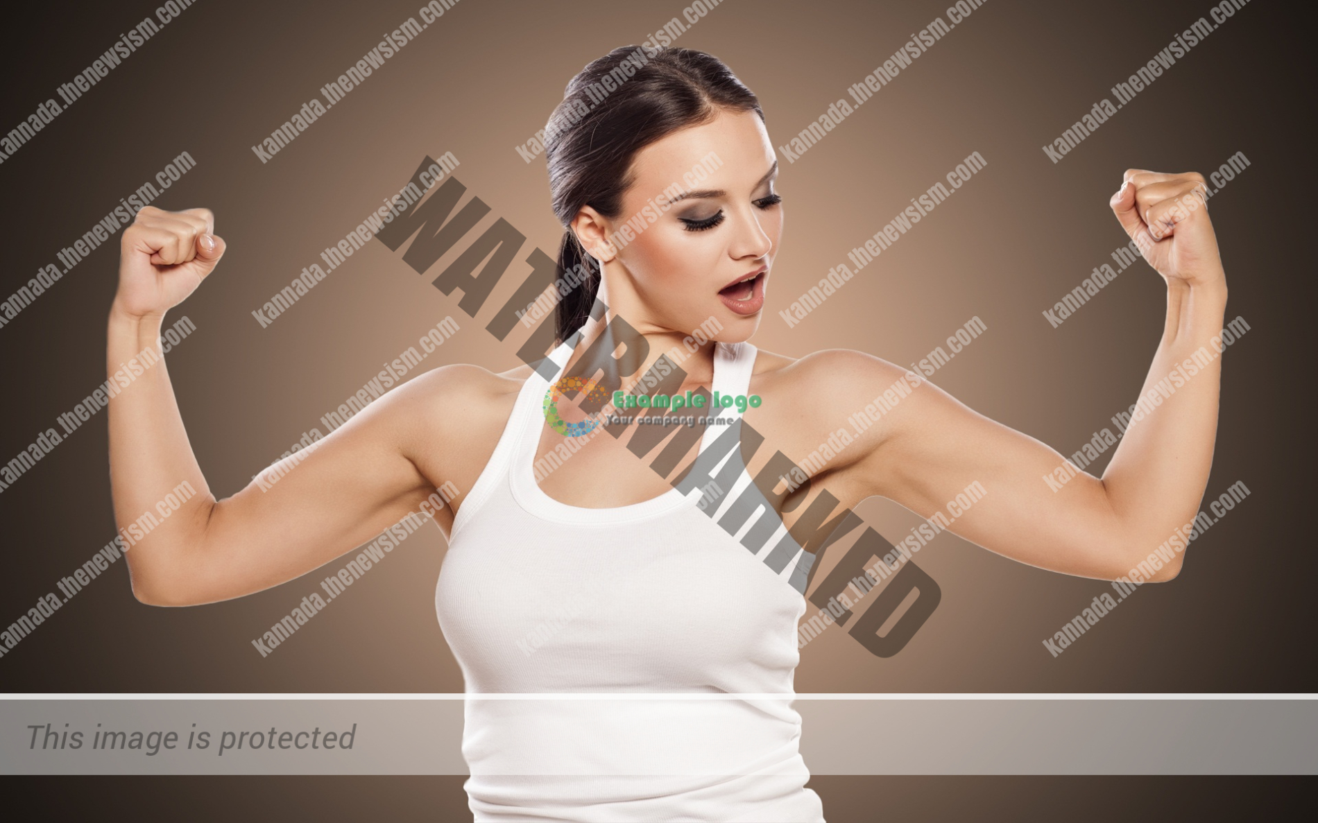 Strong And Healthy Body Of Young Lady Thenewsism